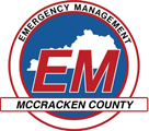 [logo] McCracken County Emergency Managenet